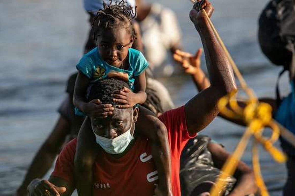 crianças brasileiras Haiti
