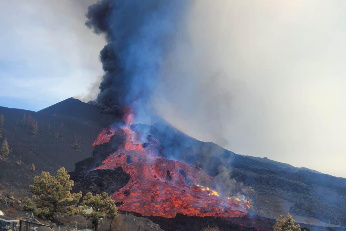 Canárias vulcao