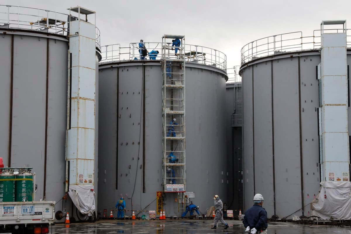 acqua radioattiva fukushima