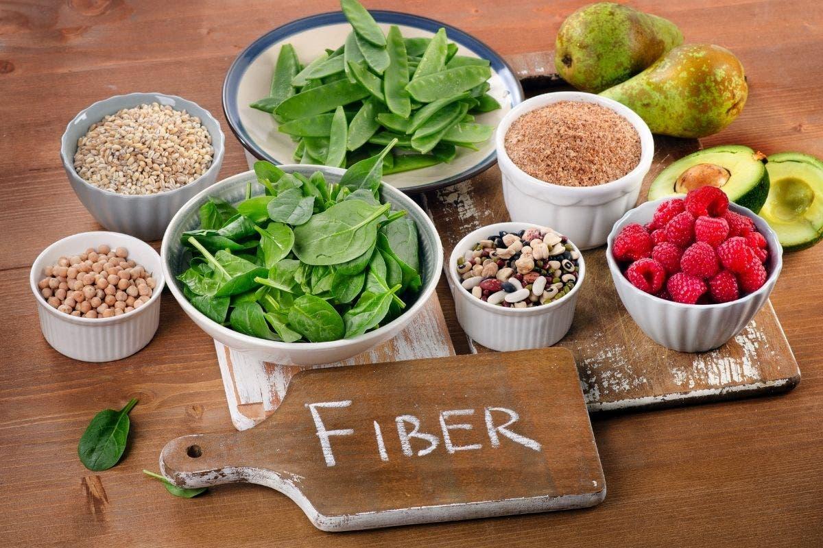 assumere fibre per la salute del fegato