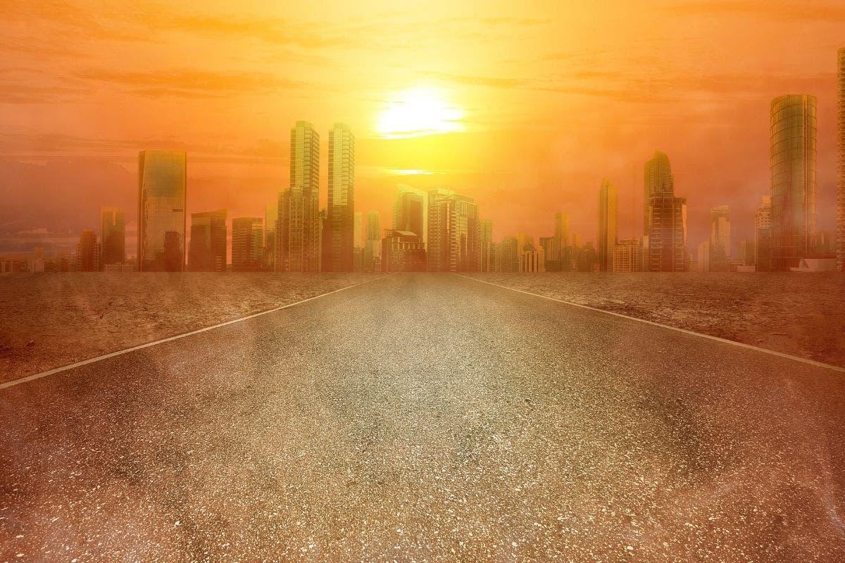aumento temperature nelle città