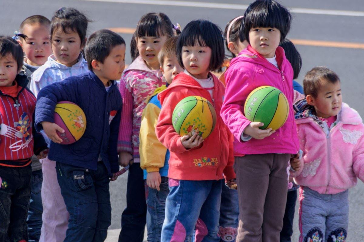 bimbi cinesi