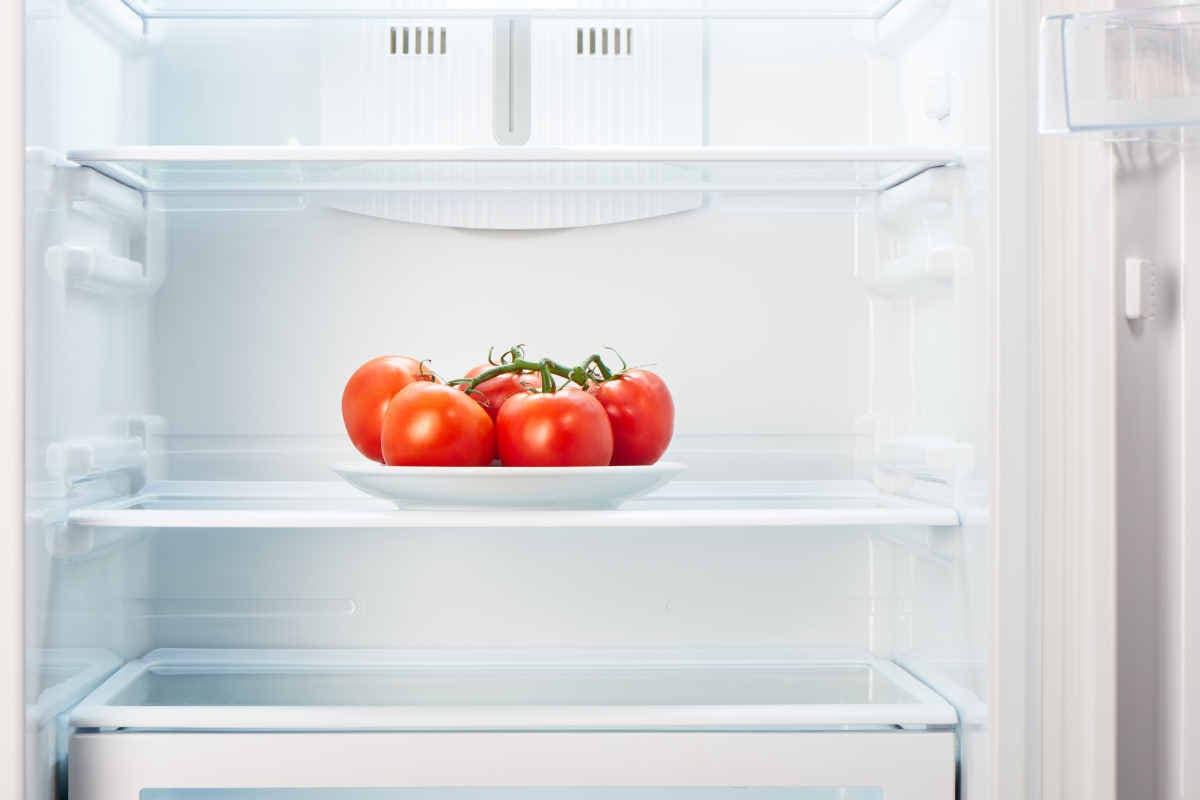 pomodori frigo